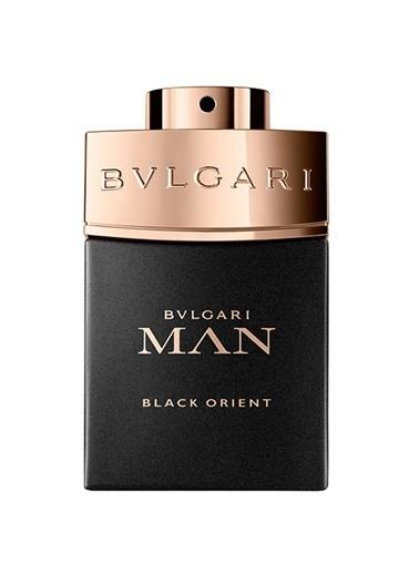 Bvlgari Man Black Orient EDP 60 ml Erkek Parfüm Renksiz